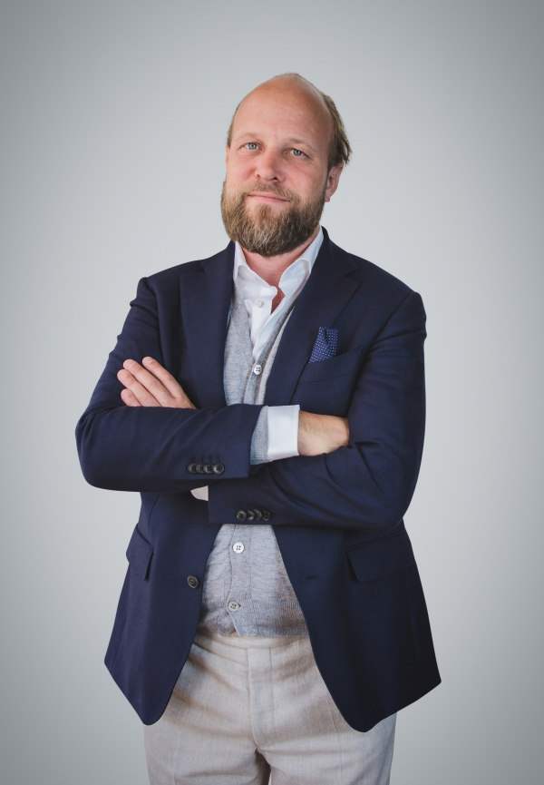 Atlas welcomes Johan Visser to the partner team